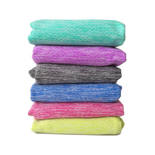 new cooling towels in 6 marle colors