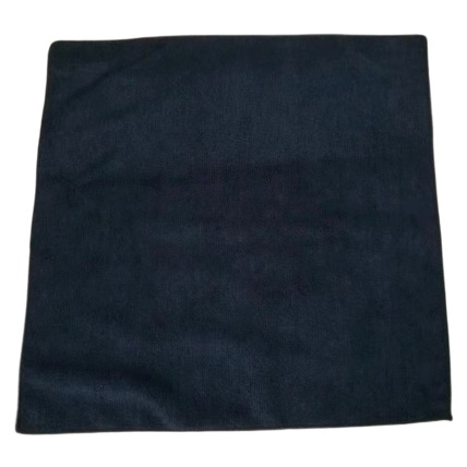 300gsm-40x40cm-black microfiber cloths