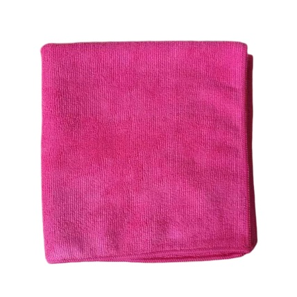 300gsm-40x40cm-hot_pink microfiber cloths